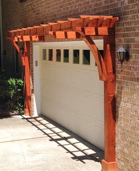 Garage Sales Arbor Garage Arbor Custom Made Wood Garage Arbor Kit For Sale