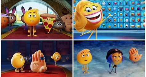 Emoji Film Scenes | the emoji movie on course to become worst reviewed