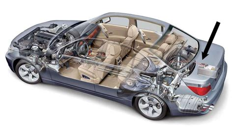 bmw 550i battery location bmw get free image about