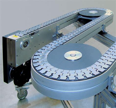 table top chain conveyor aluminum conveyors