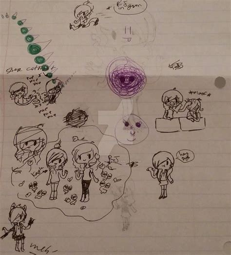 doodle with friends doodle of my friends and stuff by sleepy skies on deviantart