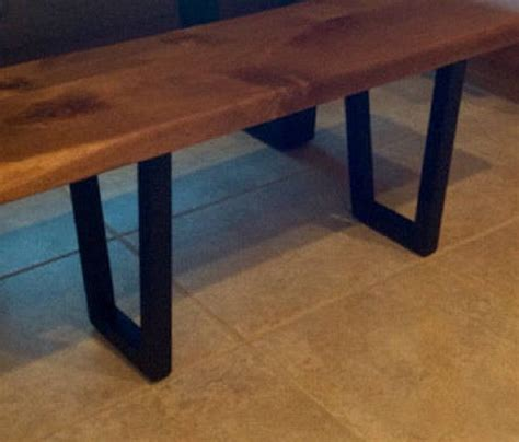 diy tapered table legs tapered metal table legs diy furniture frame any size