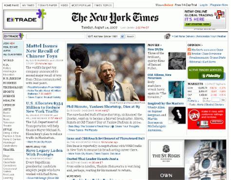 design news online top 10 best newspaper websites gt gt the brick factory