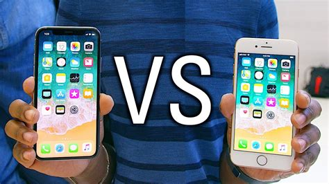 8 iphone x iphone x vs iphone 8 on what s the difference