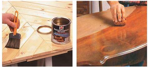 verniciare mobile legno lucido verniciare il legno guida completa illustrata passo passo