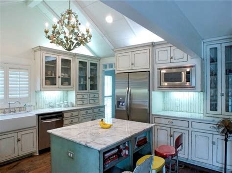 kitchen trends shabby chic kitchen cabinets