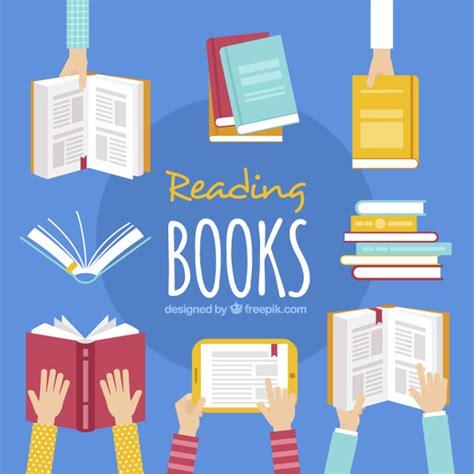 libro fotos y vectores gratis fondo plano de mano sujetando libros descargar vectores
