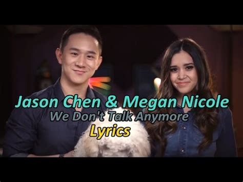 download mp3 free we don t talk anymore we don t talk anymore cover megan nicole and jason chen