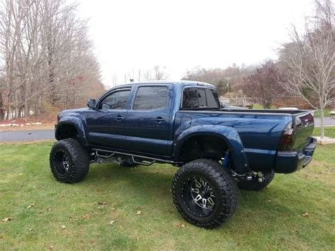 Images Of Lifted Toyota Tacoma Buy Used 2005 Toyota Tacoma Lifted Custom Truck In