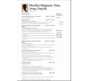 endoscopy nurse resume example best sample resume - Endoscopy Nurse Sample Resume