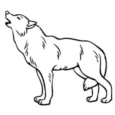 moon burned the wolf wars books top 15 free printable wolf coloring pages