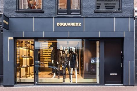 Dsquared Flagship Store In Milan by Dsquared2 Store By Storage Associati Amsterdam