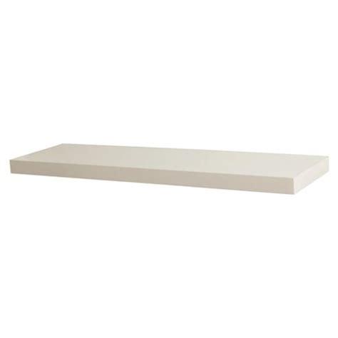 Floating Drawer Shelf High Gloss White by Buy High Gloss White Floating Shelf 80cm From Our Wall
