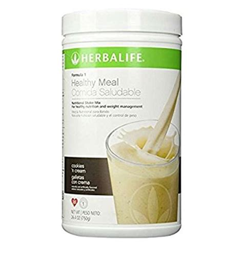 Herbalife F1 Shake herbalife f1 cookies and shake mix 26 4 ounces free