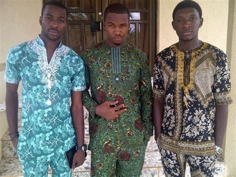 traditional igbo attire for men nigerian men dressed in traditional attire nigeria