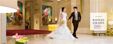 Weddingku Raffles Hotel by Raffles Jakarta Weddingku