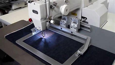 pattern machine you tube digital pattern sew sewing machine sgy 3020 youtube