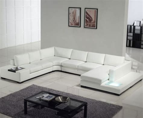 Living Spaces Leather Sofa Brighten Up Your Living Space With 2017 White Leather Sofa Leather Sofas