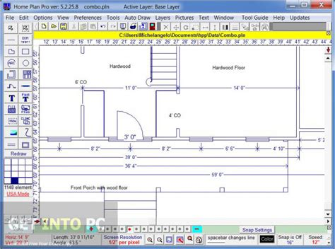 home designer pro sle plans home plan pro free download
