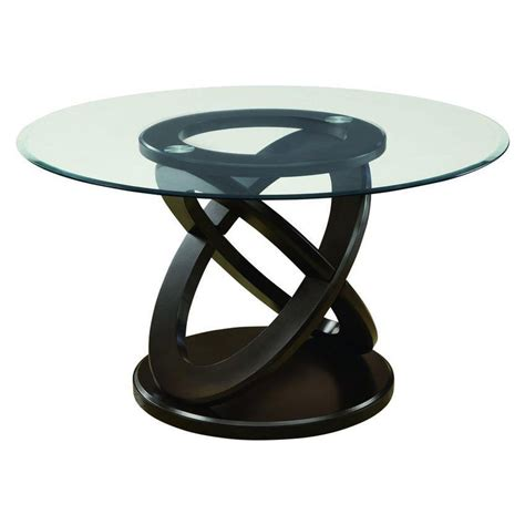 48 inch dining tables 48 inch tempered glass dining table in dining tables
