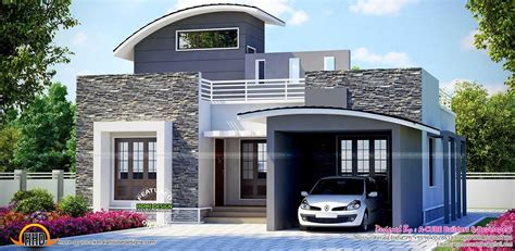 House Plans With A View To The Front by Kerala Home Design And Ideas Beautiful Single Floor House