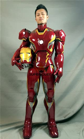 sell super queen iron man mark costumes cosplay suit