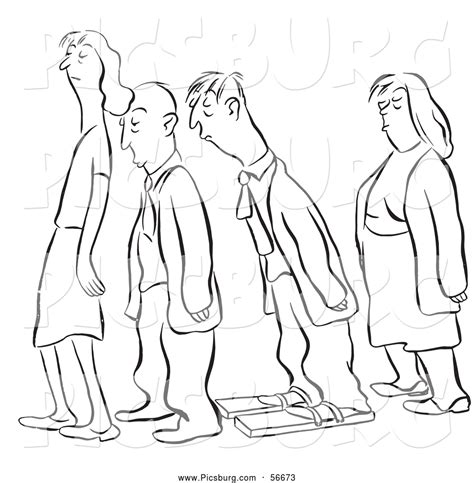 Waiting In Line Lyrics Outlines by Free Sleeping Person Coloring Pages