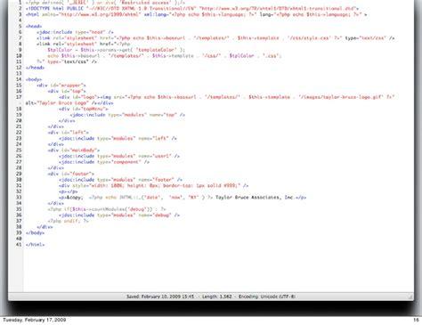 joomla template development joomla template development