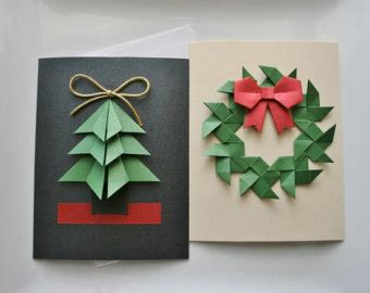 Origami Greeting Card - origami greeting cards origami