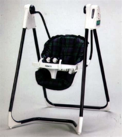 manual baby swing cpsc graco announce recall of infant swings cpsc gov