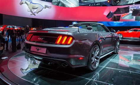 2014 mustang gt convertible price 2015 mustang gt convertible technical review and price