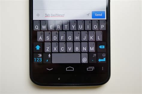resize layout android keyboard swiftkey 4 3 beta arrives merges tablet and phone