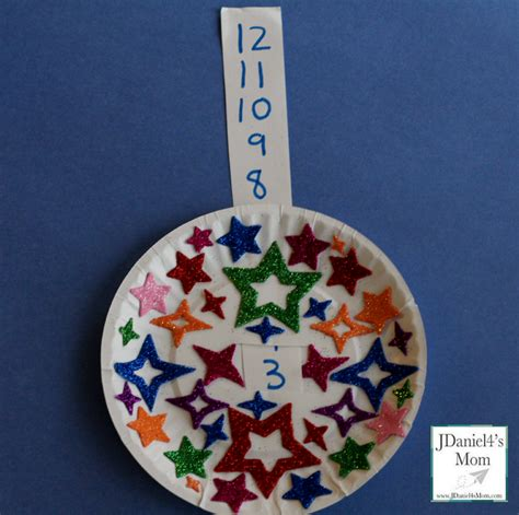 new year activity theme craft new year s countdown activity for