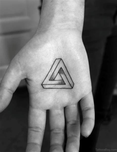 62 outstanding geometric tattoos on hand