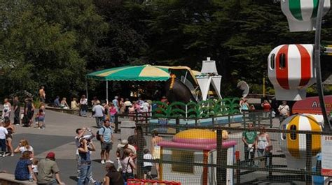 the thunderbolt ride at flambards theme park helston overview of ferdi s funland picture of flambards theme