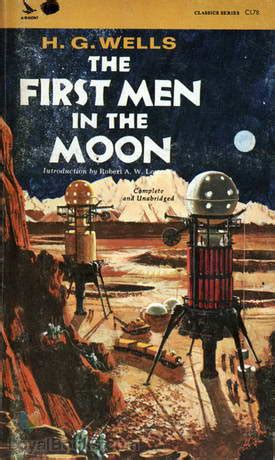 best hg books the in the moon by h g free at loyal books