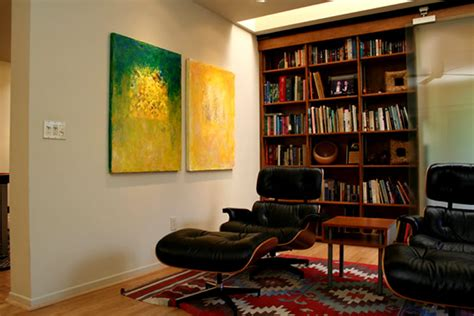 Modern Reading L by Home Interior Designs Reading Room Design