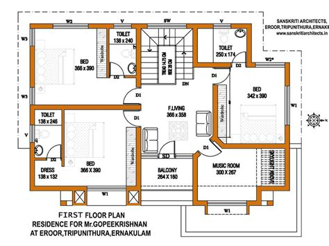 housing blueprints image result for house plans 1200 sq ft building kerala construction estimating