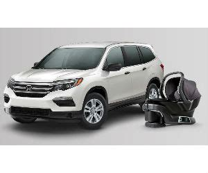 Honda Pilot Sweepstakes - win a 2016 honda pilot suv 4moms baby products freebiefresh