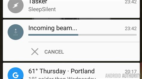 how to use android beam how to use android beam android customization android authority