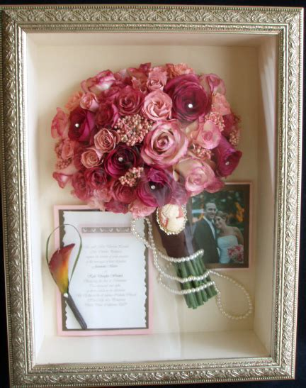 Wedding Bouquet Preservation by Bouquet Preservation