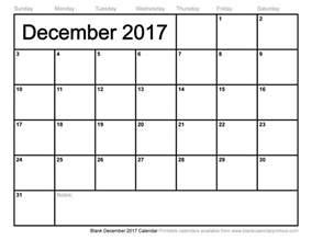 Calendar For December 2017 December 2017 Calendar Usa Printable Template With Holidays