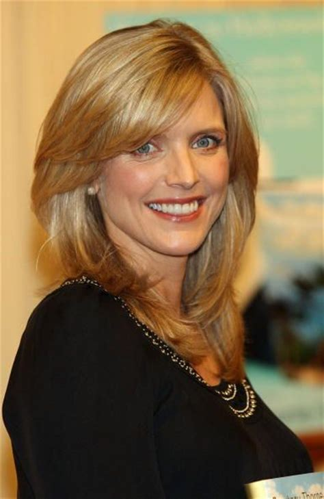 how to style hair like courtney thorne smith pin by christine whelchel on hair pinterest