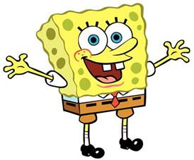 spongebob pitchers segments to assess grammar goals the sponge bob