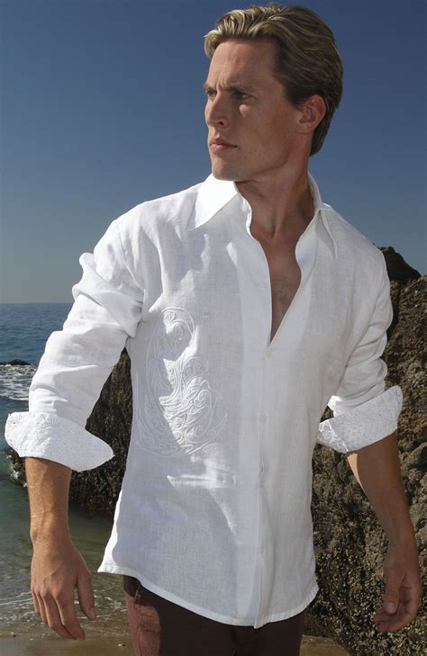 Wedding Shirt by Balos Custom Italian Linen Shirts Wedding Tropics