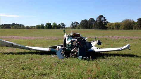 car crash ocala fl 1 dead 1 injured in ocala plane crash