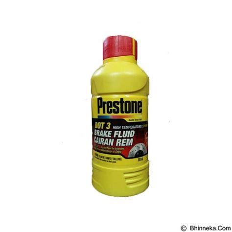 Minyak Rem Mobil Prestone Jual Prestone Dot 3 Brake Fluid 300 Ml Murah Bhinneka
