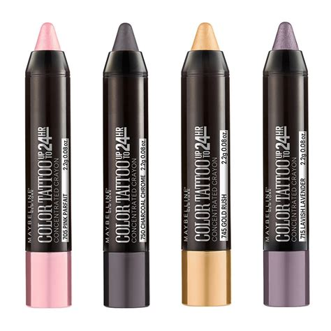 Maybelline Crayon maybelline color concentrated crayon 35 standout drugstore launches of 2016 so far