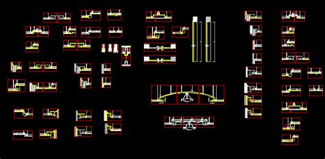 false ceiling in autocad drawing bibliocad
