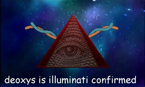 Illuminati Triangle Meme - illuminati doritos tentacle alien the illuminati know